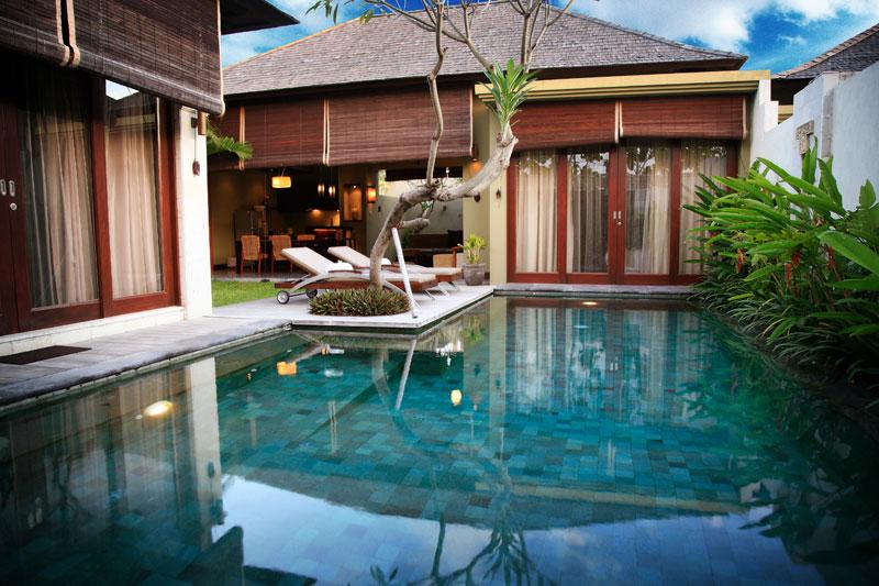 Two Bedroom Pool Villa Seminyak
