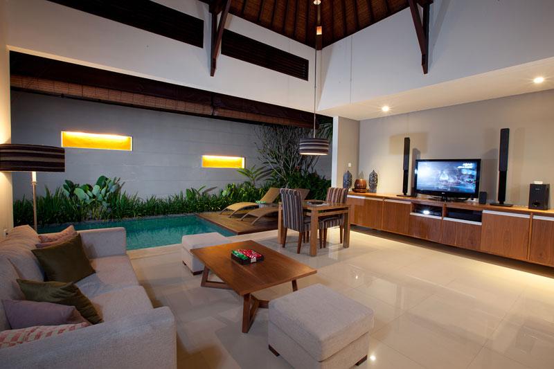 Deluxe One Bedroom Pool Villa Seminyak