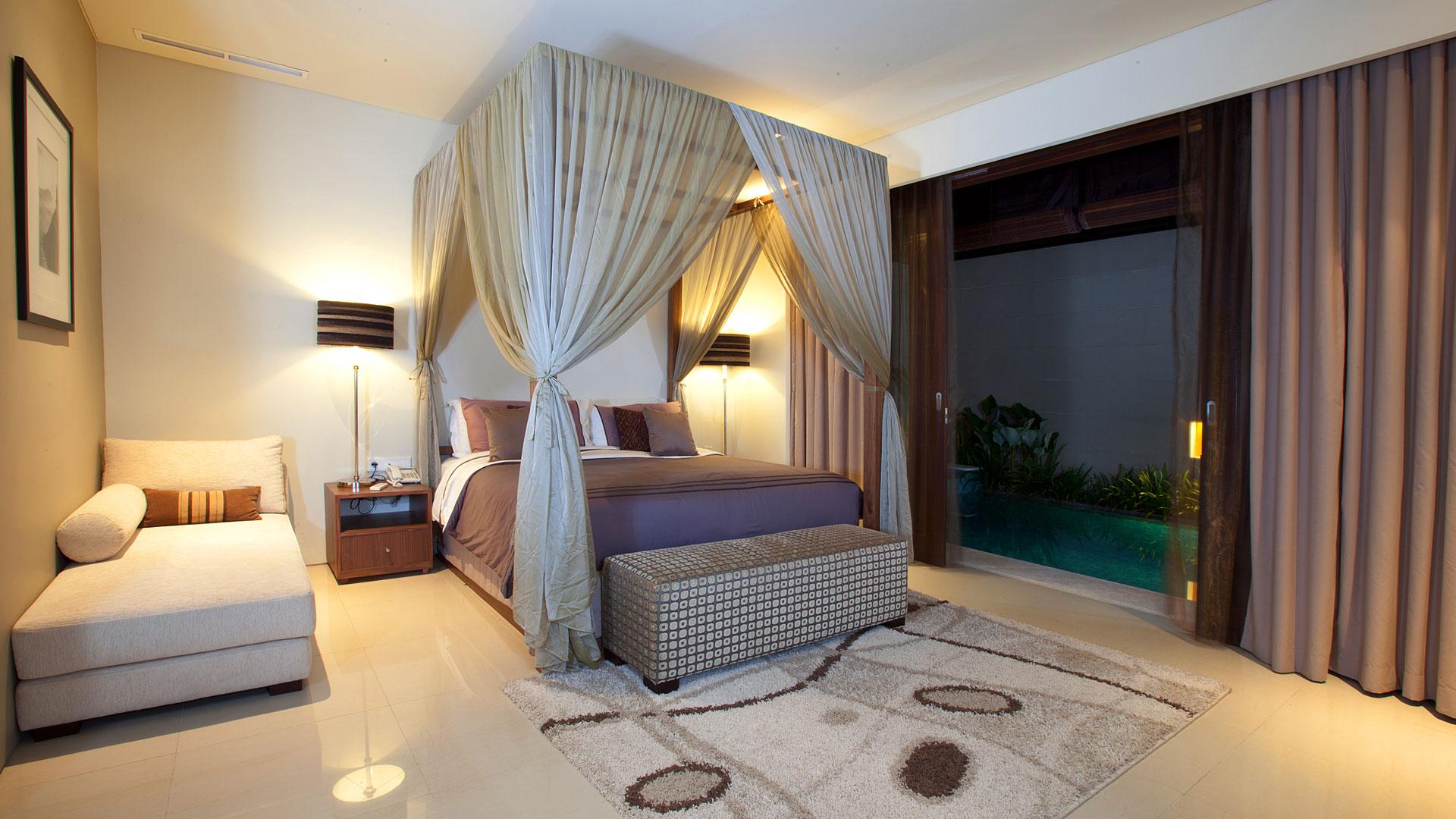Deluxe One Bedroom Pool Villa in Seminyak